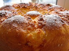Pão doce com coco e laranja - http://gostinhos.com/pao-doce-com-coco-e-laranja/