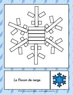 Bonjour! Voici un jeu de réglettes de Noël dans lequel l'enfant doit compléter les illustrations avec les réglettes cuisenaire appropriées (motricité, approximation de la taille, etc.) IMPORTANT : Il faut imprimer le document avec l'option « taille réelle », sinon les mesures auront 2 ou 3 mm de différence avec la taille réelle. Merci! Le document de 13 ... Lire plus... Snow Activities, Winter Activities For Kids, Kindergarten Activities, Montessori Math, Montessori Materials, Christmas Cards Drawing, Math Coach, Maila, Preschool Christmas