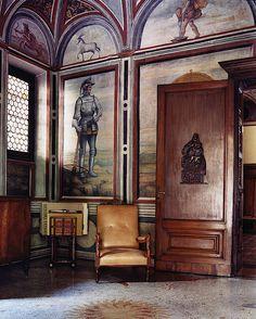 Simon Watson / Interiors / Piero Castellini Milan House & Garden