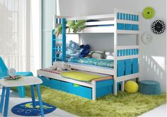 Search Childrens beds pull out guest bed. Mattress Covers, Bed Mattress, Bunk Bed Curtains, Childrens Bunk Beds, Bunk Bed With Trundle, Convertible Bed, Wood Joinery, Built In Desk