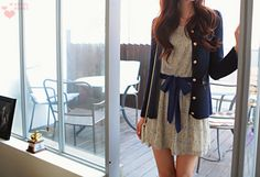 blue navy color..love it