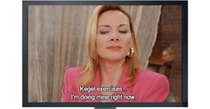 This article was originally published on February 19, 2016. If you're like most women, you probably think of Kegel exercises as something you should be doing, but realistically never will. After all, it's a little weird! Are you really supposed to spend minutes a day squeezing and releasing,