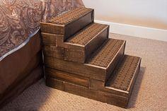 DIY Pallet Steps for Your Kids and Pets - 150+ Wonderful Pallet Furniture Ideas   101 Pallet Ideas - Part 9