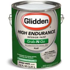 Glidden High Endurance Grab-N-Go, Antique White - Walmart.com