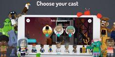 """تطبيق جديد من """"جوجل"""" يُحول الأفكار إلى رسوم متحركة"""