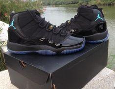 Authentic Air Jordan 11 Gamma Blue Air Jordan Sneakers, Jordans Sneakers, Air Jordans, Jordan 11 Gamma Blue, Dream Shoes, Clothes, Fashion, Outfits, Moda