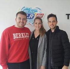 After 4 @glennandronan will be in with @tforteresanne on #TheDriveHome. Go to WLRFM.com/shows to listen live  #GlennAndRonan #Wlrfm #lifeatwlr #newmusic #christmasnumberone2016