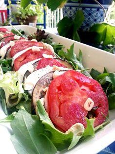 munakoiso-mozzarellasalaatti- salaatti nro 23