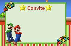 Mario Bros – Kit festa grátis para imprimir – Inspire sua Festa ®