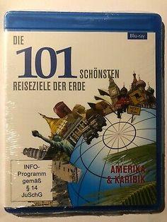Die 101 Schönsten Reiseziele Der Erde Amerika & Karibik Blu Ray    eBay Caribbean, Earth, America, Viajes, Nice Asses