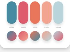 Dopely Colors #32 by Mehdi Khodamoradi   Dribbble   Dribbble