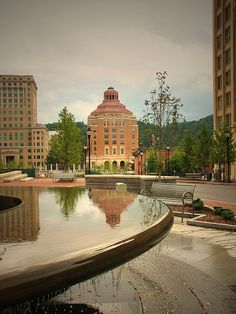Asheville, North Carolina, via Flickr