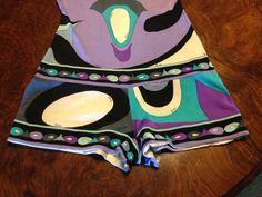 #PUCCI hot pants details