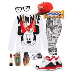 Swag out!!, created by mindlessfoeva-143 on Polyvore