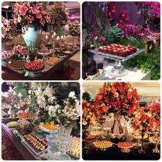 Fizemos uma homenagem a alguns dos casamentos do feriado. Todos lindos, super bem decorados e cheios de doces do Attelie!