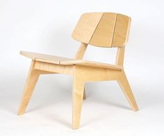CNC Furniture has been for a few years already but hasn't really taken off. I believe this is because designers haven't spend enough time designing with that technology in mind. Most of the CNC furniture I found online have the typical joinery exposed or have a rigid feel. I played around with the ShopBot Buddy (worktable 4' x 2') and made this chair. CNC Routers have become affordable in the last couple of years and there are quite a lot of DIY CNC Routers out there. If you have a TechShop…