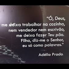 Image result for poemas adelia prado