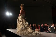 A snap shot of the Griffith College Creative Show in 2011 - the annual fashion event showcases Ireland's up and coming student designers. Griffith College, Strike A Pose, Dublin, Ireland, Designers, Student, Poses, Creative, Fashion Design