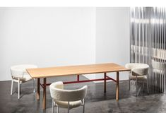 best of imm cologne 2018 design fair mobeldesignmesas chairs and table by mobel copenhagen