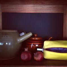 """Medium Pouch """"ifi vintage"""" collection Tea Pots, Pouch, Kitchen Appliances, Babies, Medium, Tableware, Kids, Collection, Vintage"""