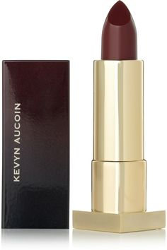 Kevyn Aucoin|The Expert Lip Color - Blood Roses. Shop the Tough Luxe issue of The Edit magazine.