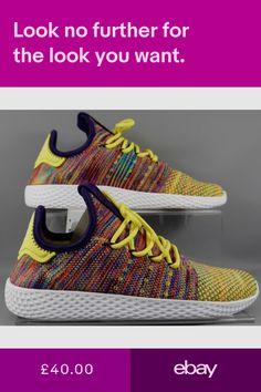c848d5d273c2b Adidas Originals Pharrell Williams Tennis Hu sizes - 10 UK (new)