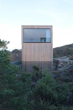 remash: tjorn cabin ~ mattias gunneflo arkitekt