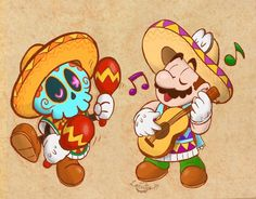 (Super Mario Odyssey) by LorenzoMendoza on DeviantArt Super Mario Bros, Mundo Super Mario, Super Mario World, Super Mario Brothers, Super Smash Bros, Nintendo Game, Nintendo Characters, Video Game Characters, Fictional Characters
