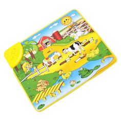 Education toys,Baomabao Kids Baby Happy farm Musical Touch Play Singing Carpet Mat Toy -- Awesome products selected by Anna Churchill