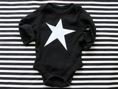 Easy #DIY Onesie's with Silhouette #copycatchic #Free onesie design download