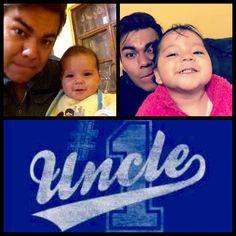 Después de un año, sigo siendo el tío favorito de Yeraldi.   #Favorite #Uncle #Niece #Selfie #OneYearAgo