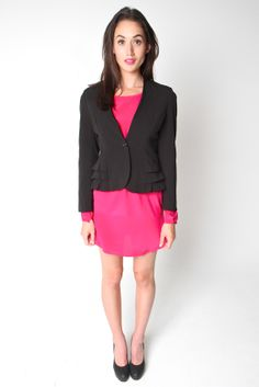 BLACK FOREST JACKET   Amber Whitecliffe Black Forest, Winter Coat, Amber, Dresses For Work, Candy, Blazer, Jackets, Collection, Style
