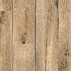 Flooring option - I like that it has grey in it as well as a lighter tone wood look | Armstrong | Concord | G4A58 | Vinyl Sheet