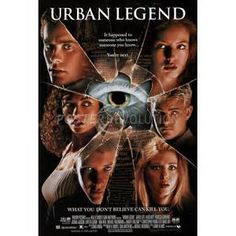 An overview of the recommended soundtrack CD from the film Urban Legend by Christopher Young. Teen Movies, Good Movies, Urban Legend 1998, Urban Legend Movie, Christopher Young, Film Story, Urban Legends, Classic Films, Jared Leto