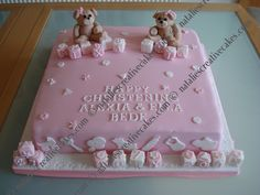 Pictures Baptism Cakes For Girls 13