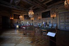 Salon Louis-XIII, ou « chambre Ovale »