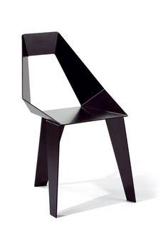 Thomas Feichtner - Axiome Chair, by Neue Wiener Werkstätte For more design inspiration visit: http://inspirations.caesarstone.com/?utm_source=facebook&utm_medium=posts&utm_campaign=caesarstone#main/soft-minimal