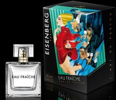 Eau Fraiche woman, Jose Eisenberg The perfume i descovered in geneva. I will track it down and buy this one day:)