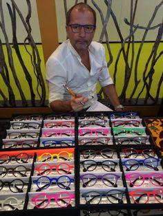 die brand neue Kollektion von theo eyewear