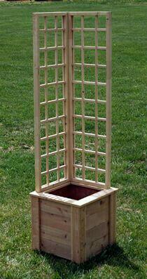 DIY? Trellis cube