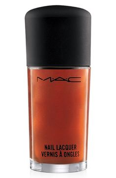 M·A·C 'Styleseeker' Nail Lacquer | #Nordstrom #FallTrends