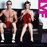 LYF Magazine Archives - MALE & FEMALE Year ONE Number ONE f/w 2009-2010