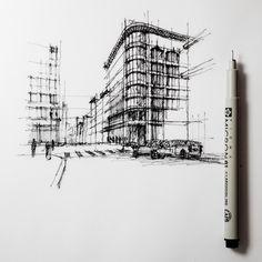 Фотографии Urban Sketcher | 23 альбома
