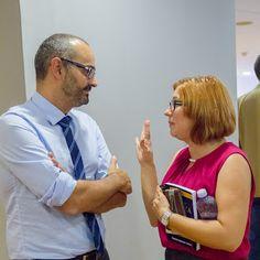 Conversando tras la Conferencia