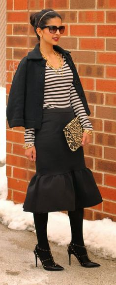 Leo And Stripes Styling #Fashionistas