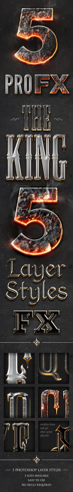 ◆ [Get Nulled]◸ Chrome & Fire - Gothic Medieval Layer Styles Fx Aggressive App Asl Burning Text Chrome Layer Styles Chromed 3d Photoshop, Photoshop Text Effects, Print Design, Web Design, Graphic Design, Layout Design, Smoke Design, Shops, Gothic