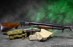 Winchester Model 12 Trench Gun | Preview