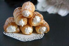 Mini Schaumrollen - vanillakitchen