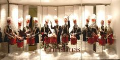 2011 Holiday Windows Review | Visual Merchandising and Store Design