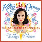 """Teenage Dream - The Complete Confection"" l'album con i 3 brani inediti ""Part Of Me"", "" ""Wide Awake"", ""Dressing Up"", tutti i singoli n°1 in US e tutte le b-side, acoustic version mai pubblicate prima!!!    Ordina in anteprima su iTunes   http://bit.ly/y56kRF    Ordina in anteprima su Amazon   http://bit.ly/yPkcHD"